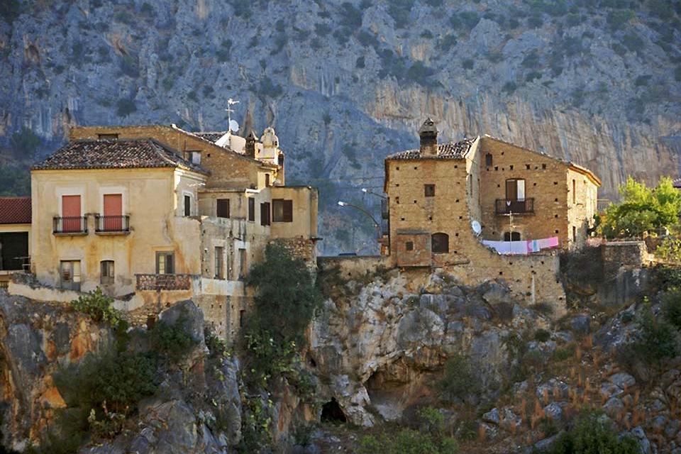 Pollino , Les villages du Pollino , Italie