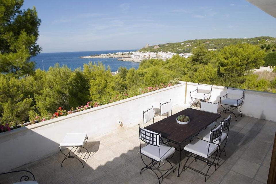 The Ionian Sea , Italy