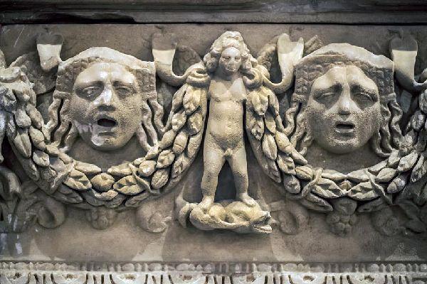 La Magna Grecia , Italia