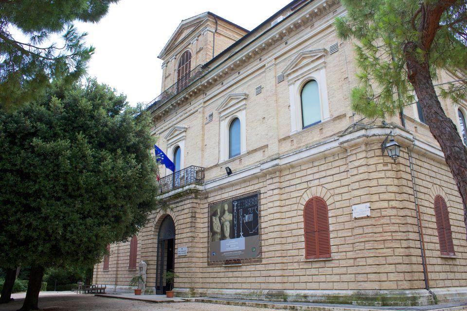 Museo Archeologico Nazionale, I siti archeologici, Abruzzo