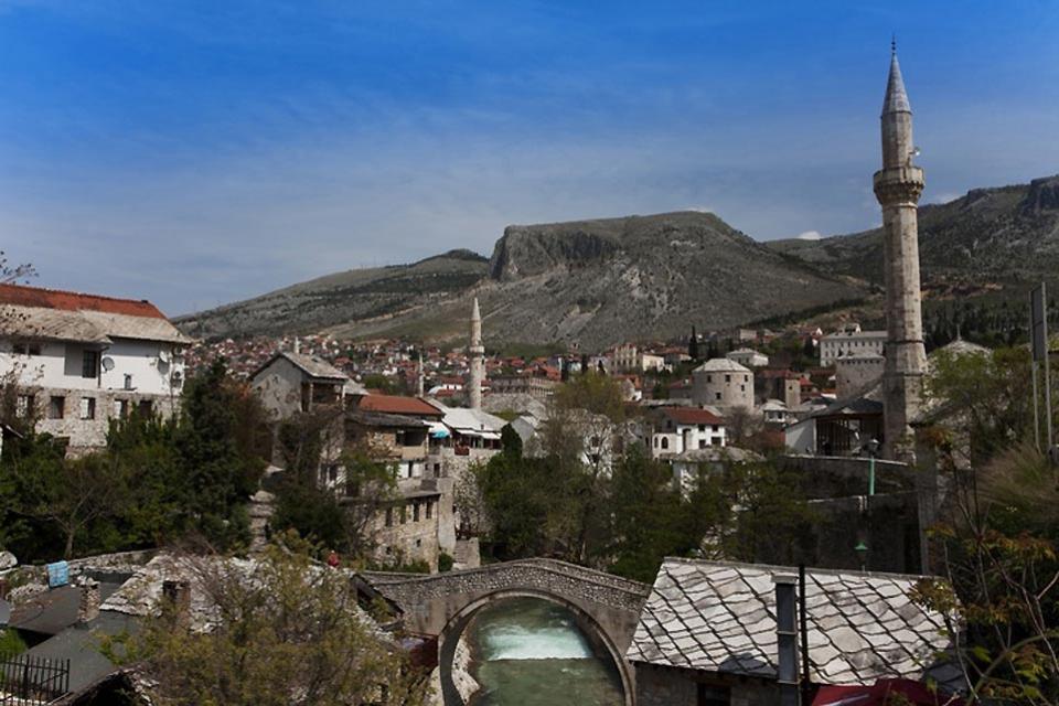 Der türkische Einfluss , Der Friedhof von Halifakovac , Bosnien-Herzegowina