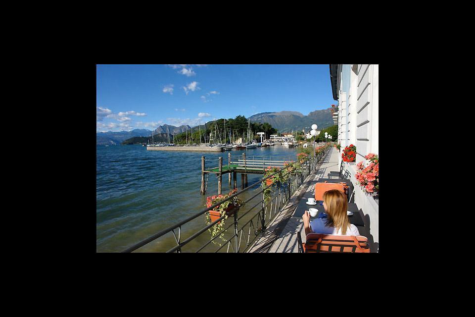 Le lac d'Iseo et la Franciacorta , Le lac d'Iseo , Italie