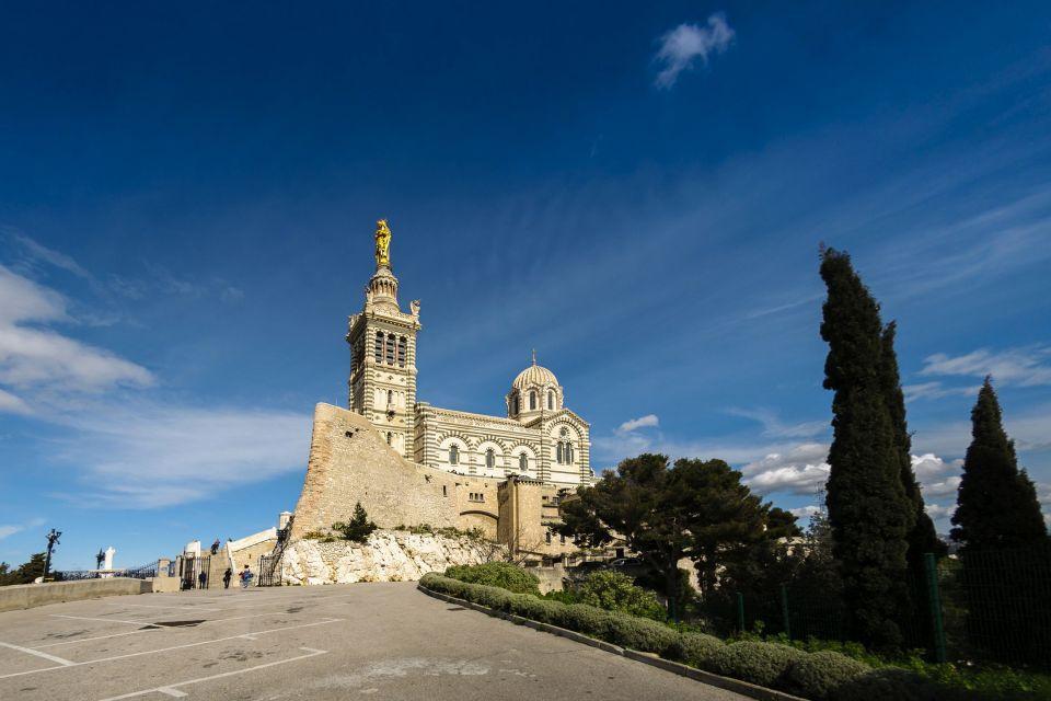 Notre Dame de la Garde, Notre-Dame de la Garde, Les monuments, Provence Alpes Côte d'Azur