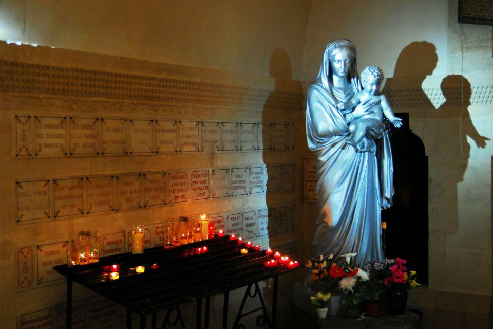 Tourisme à Notre-Dame de la Garde, Notre-Dame de la Garde, Les monuments, Provence Alpes Côte d'Azur
