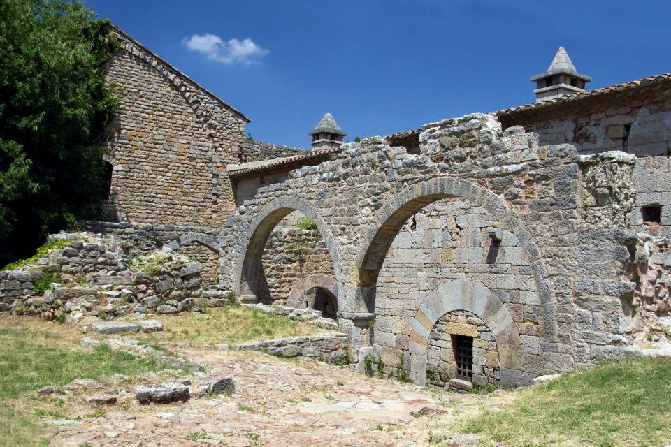 Les monuments, france provence thoronet abbaye var PACA religion