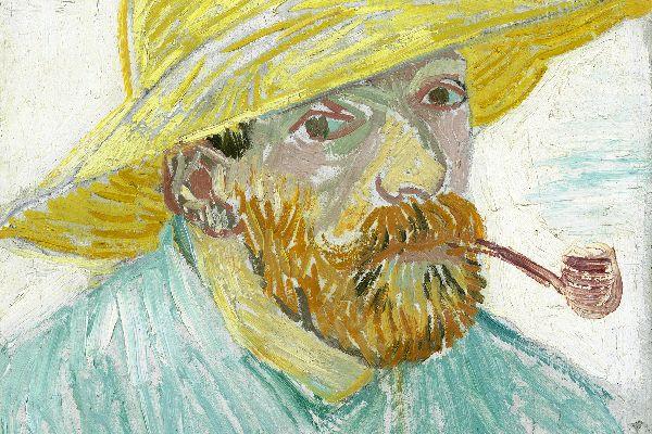 Van Gogh Foundation , The entrance to the Van Gogh Foundation , France