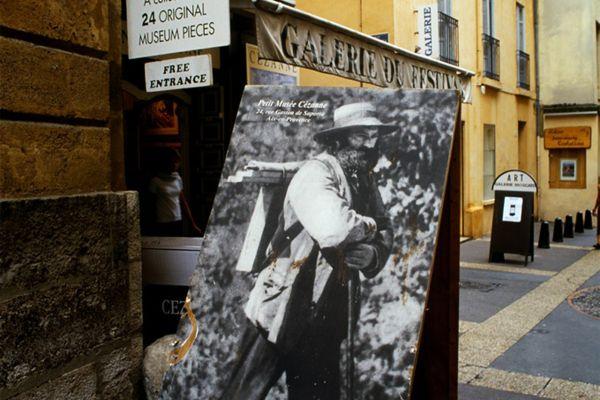Paul Cézanne studio in Aix-en-Provence, Arts and culture, Provence-Alpes-Côte d'Azur