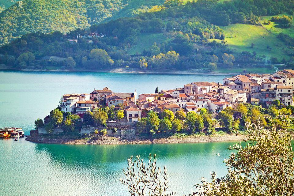Val d'Agri, Landscapes, Basilicata