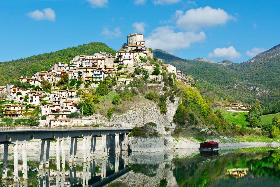 , Val d'Agri, Landscapes, Basilicata