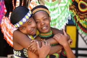 Les arts et la culture, shangaan, zoulou, afrique, ethnie, afrique du sud, humain, homme, femme