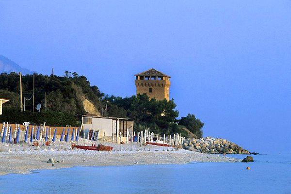Costa del Conero , La costa del Conero , Italia