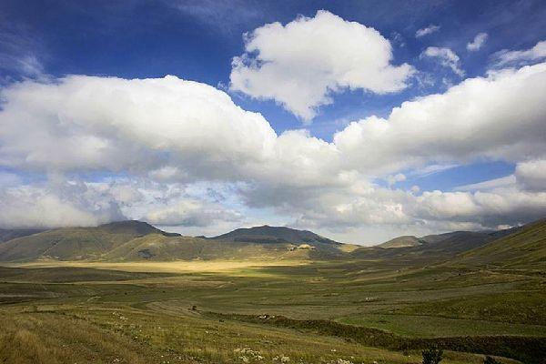 Le Parc National des Monts Sibyllins , Le Parc national des Monts Sibyllins , Italie