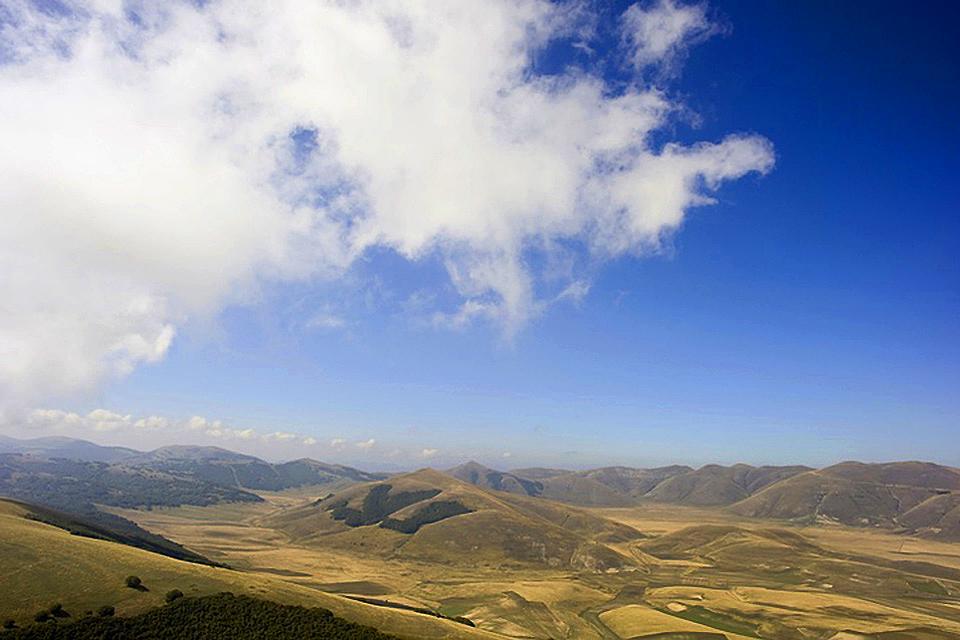 Le Parc National des Monts Sibyllins , Parc national des Monts Sibyllins , Italie