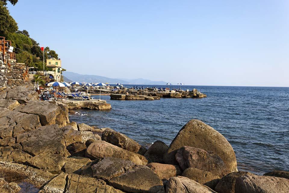 Golfo del Tigullio , Italien