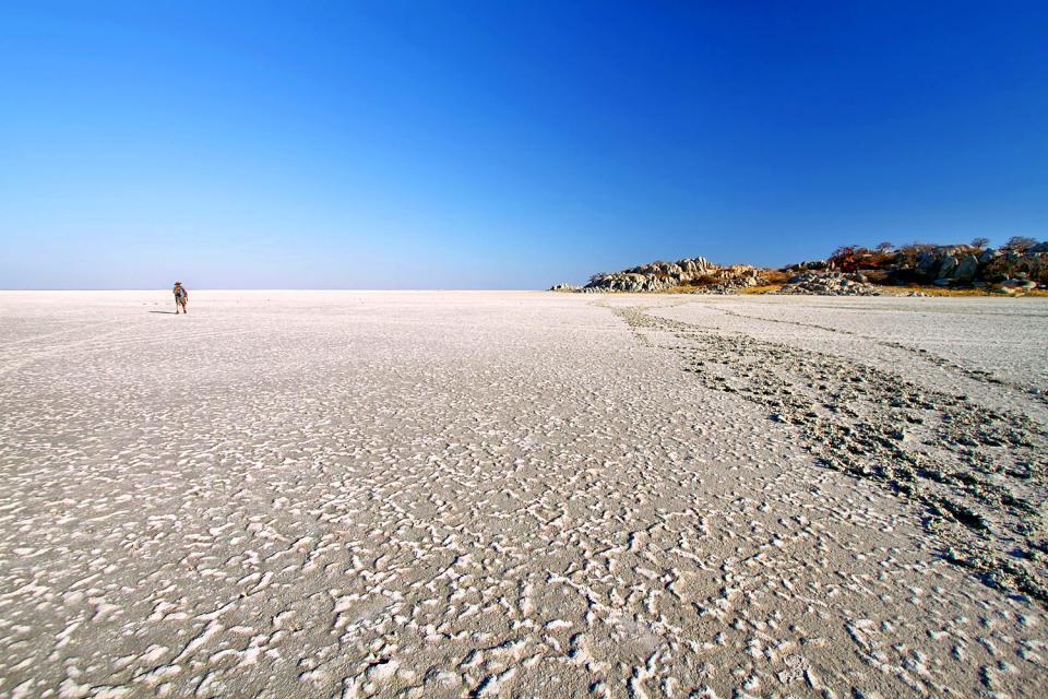 The island of Kubu. , The Island of Kubu, Botswana , Botswana