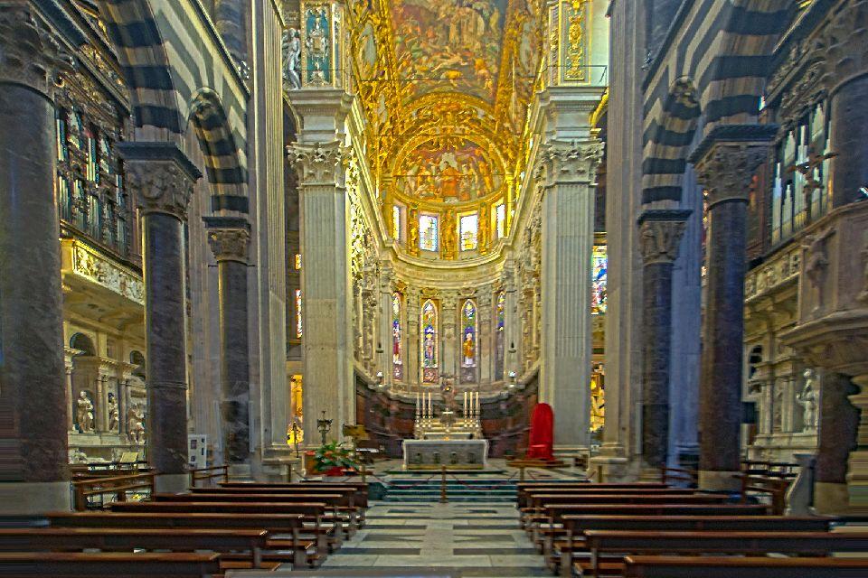 Die Kathedrale von San Lorenzo , Die religiösen Feiern , Italien
