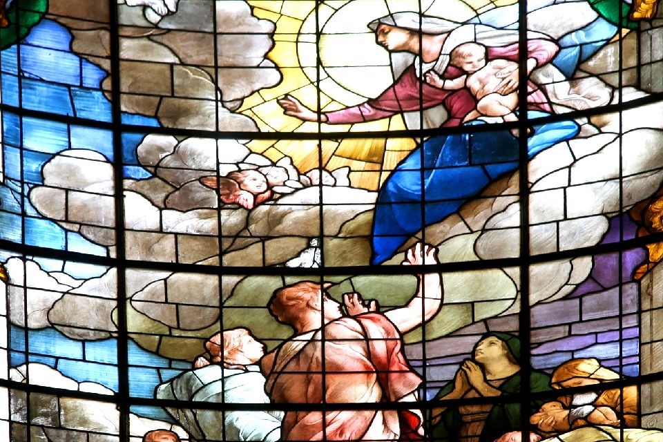 Die Kathedrale von San Lorenzo , Die Kathedrale San Lorenzo, Genua , Italien