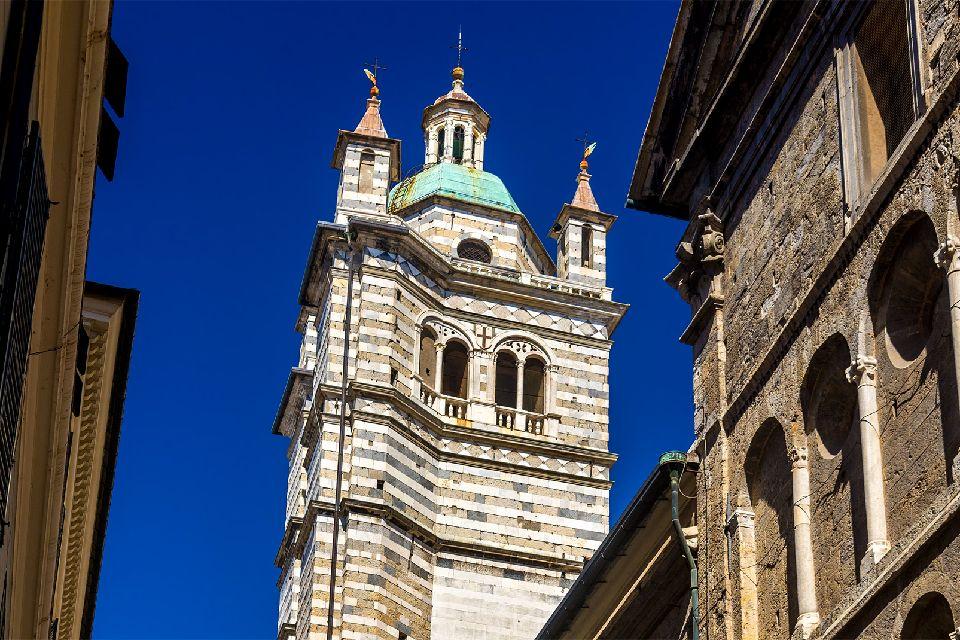 Die Kathedrale von San Lorenzo , Italien