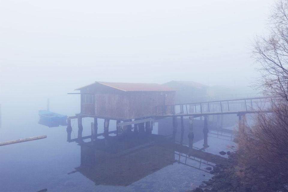 Il delta del Po , I suoi pontoni , Italia