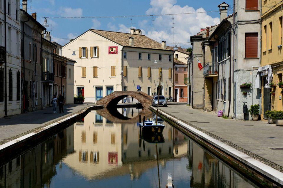 Il delta del Po , La sua città , Italia