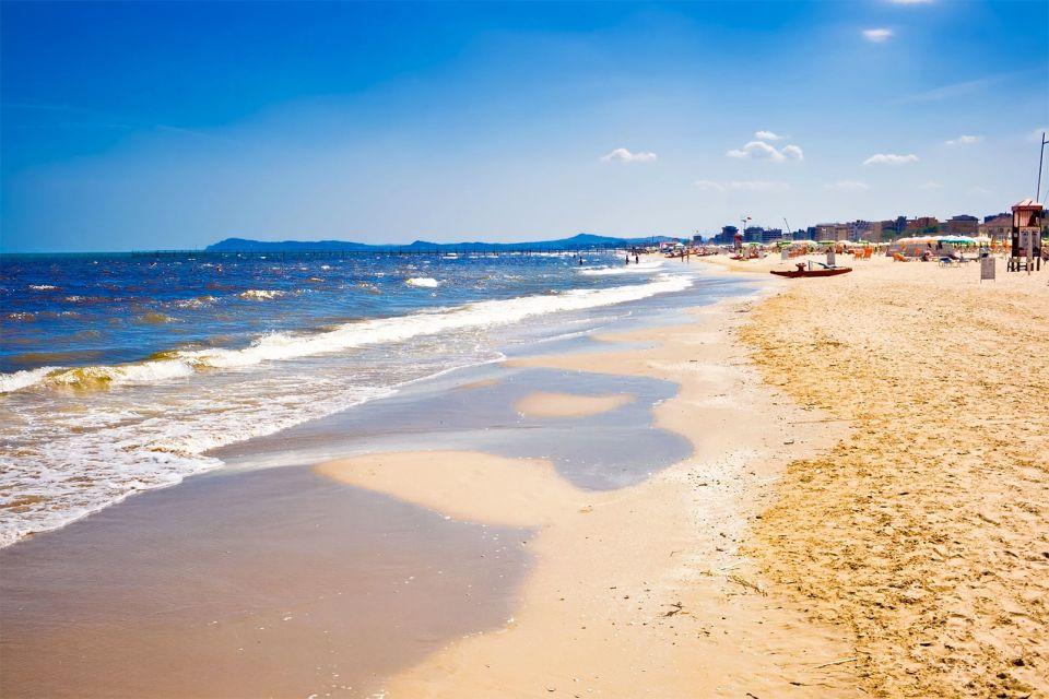 La Riviera Romagnola , Le spiagge , Italia