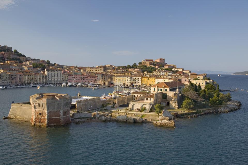 Die etruskische Küste , Italien
