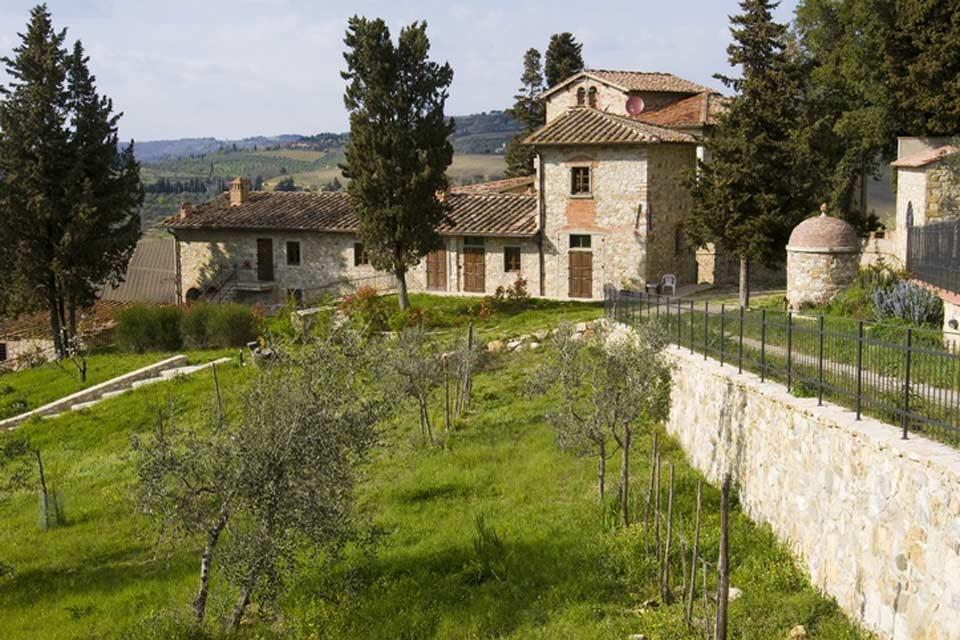 Le Chianti , Exploitations agricoles, Chianti , Italie