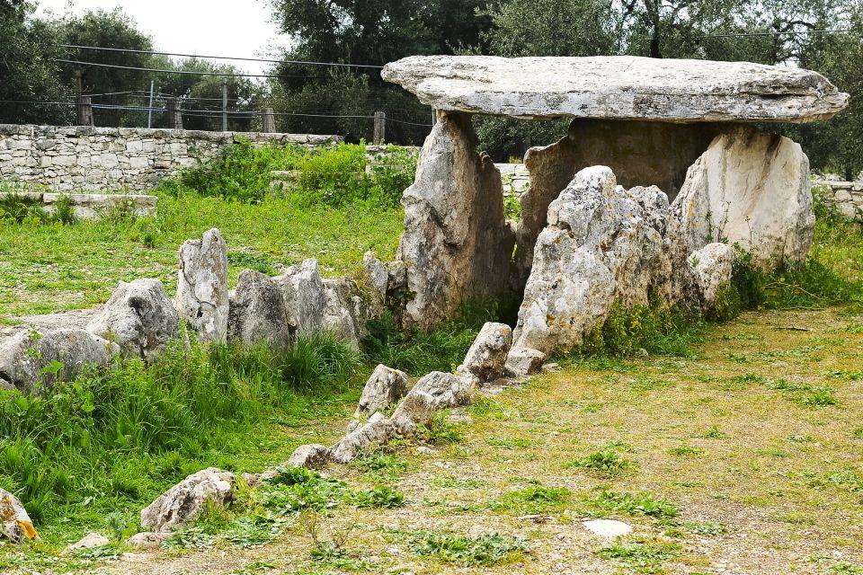 , Bisceglie und die Vorgeschichte, Die archäologischen Sehenswürdigkeiten, Apulien