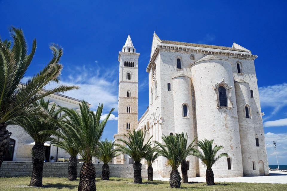 Die Kathedrale von Trani , Italien