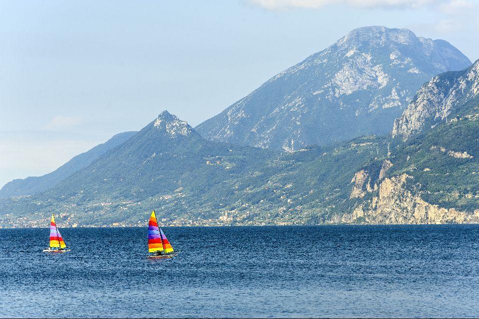 Lake Garda , Activities on the lake , Italy
