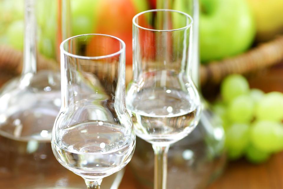 Les vignobles et le vin , Le maraschino ou marasquin , Italie
