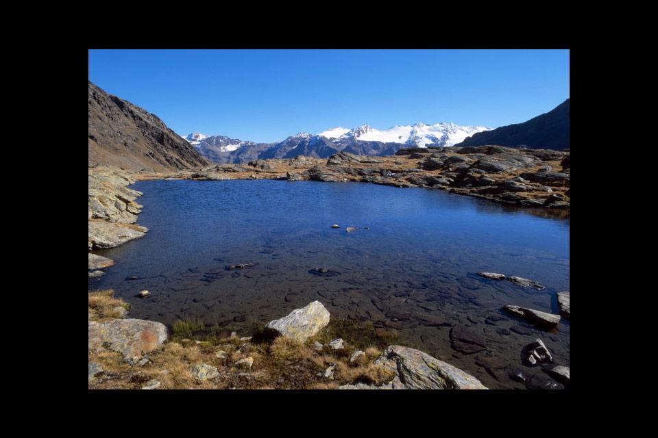 Parc National du Stelvio , Le Parc National du Stelvio , Italie