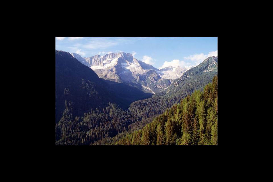 Parque Natural Adamello Brenta , El Parque Natural Adamello Brenta , Italia