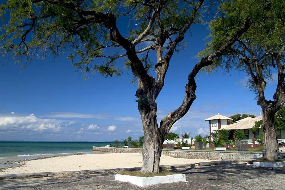 La baie de tous les Saints , La baie de tous les saints , Brésil