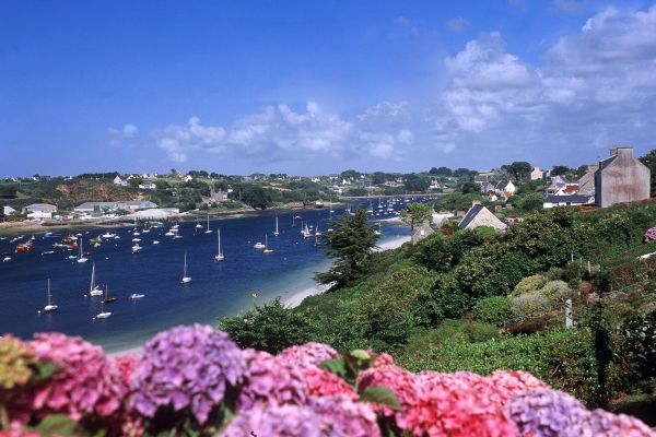 Abers and rias, The cliffs, Coasts, Brittany