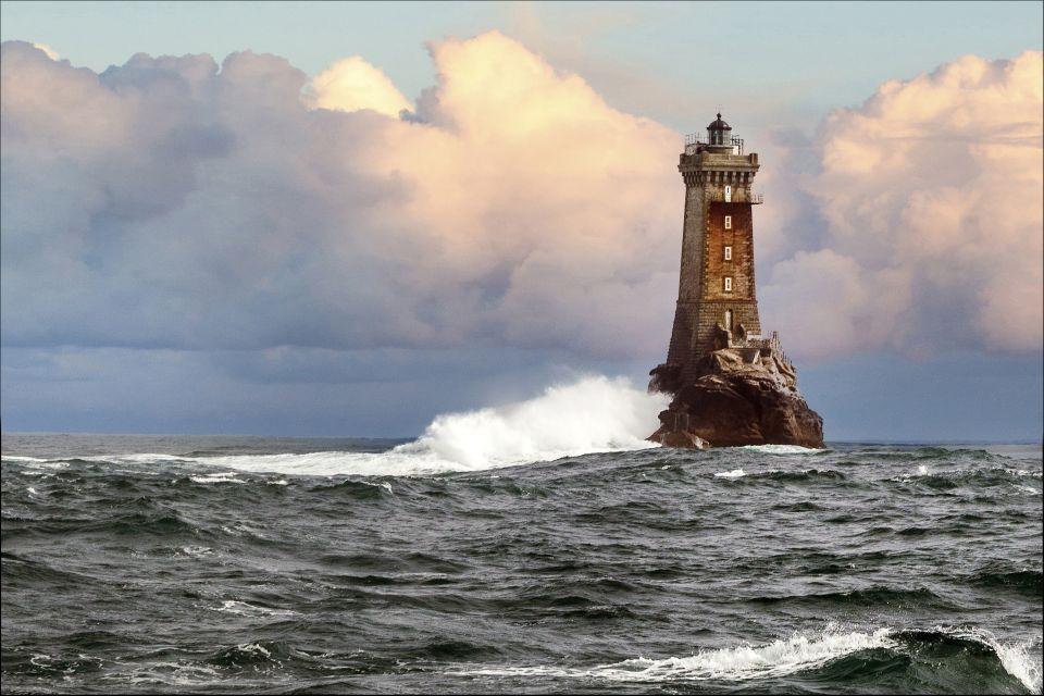 Les paysages, Pointe du Raz Horizontal Prise de vue en extérieur Phare Bretagne