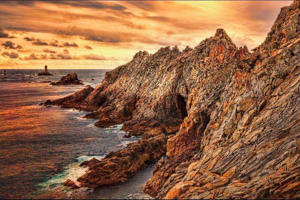 Là où finit la terre, La Pointe du Raz, Les paysages, Bretagne