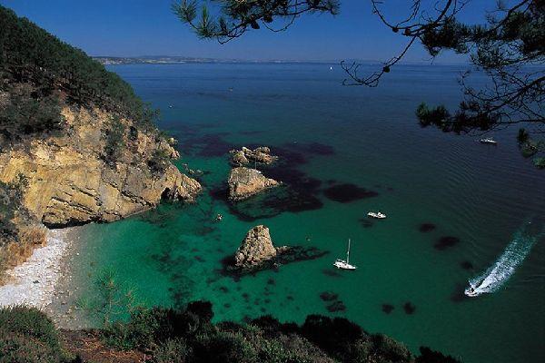 The Pointe du Raz , The Crozon peninsula , France