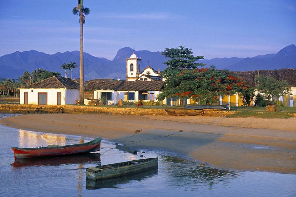 La Costa Verde , Brésil