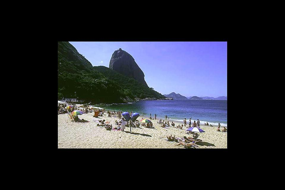 The Costa Verde , Idyllic beaches , Brazil