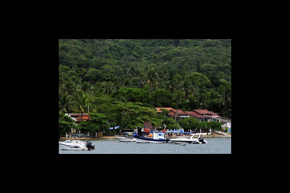 La Costa Verde , Ilha Grande , Brésil