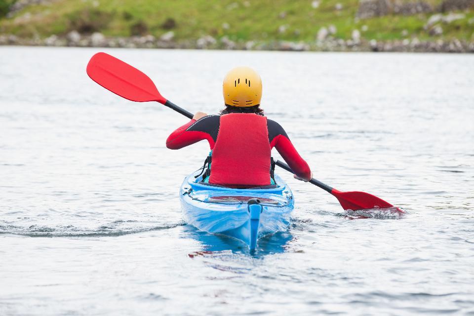 La canoa kayak , Francia