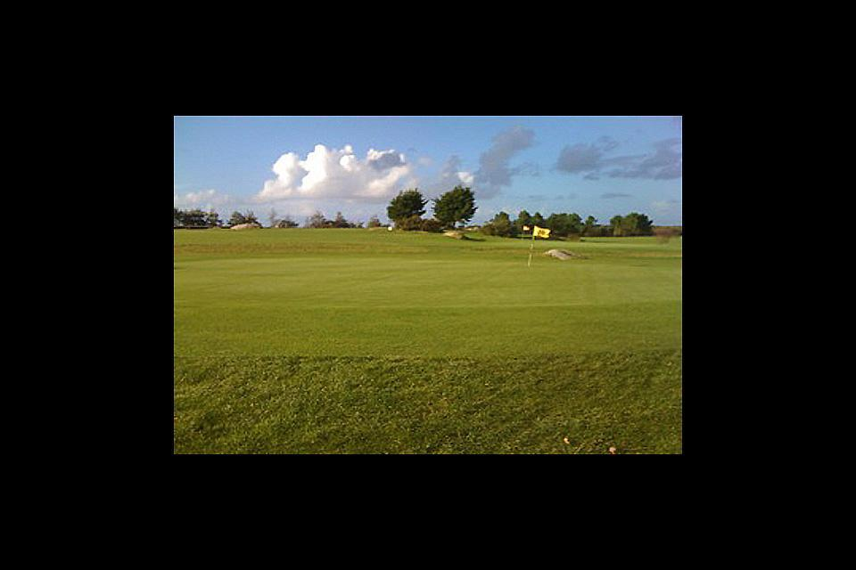 El Voile de Cuir , El golf en Bretaña , Francia