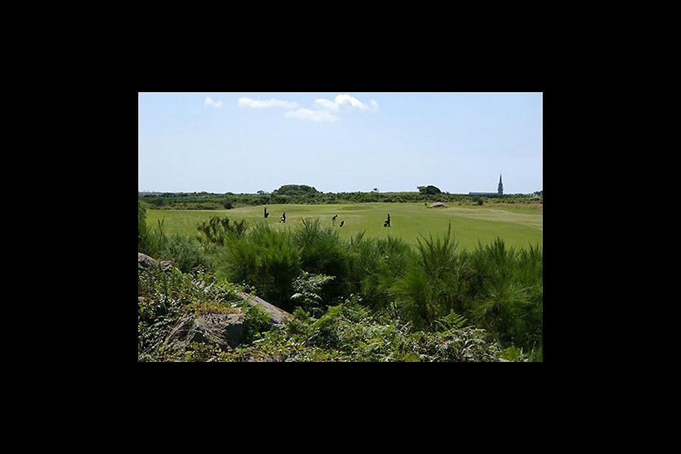 El Voile de Cuir , La naturaleza es protagonista en los campos , Francia