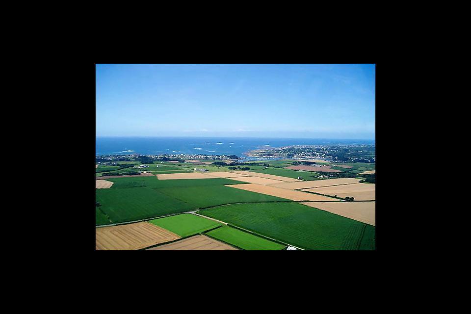 El Voile de Cuir , Entre fairways y campos de cultivo , Francia