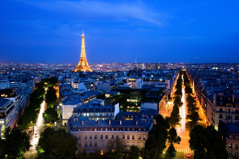 The Eiffel Tower , The driving force behind Parisian tourism , France