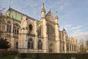 An architectural pioneer, Basilica of Saint Denis, Monuments, La Plaine-Saint-Denis, Ile de France