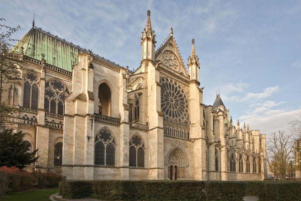 Pioniera per quanto riguarda l'architettura, Basilica di Saint-Denis, I monumenti, La Plaine-Saint-Denis, Parigi e Ile de France