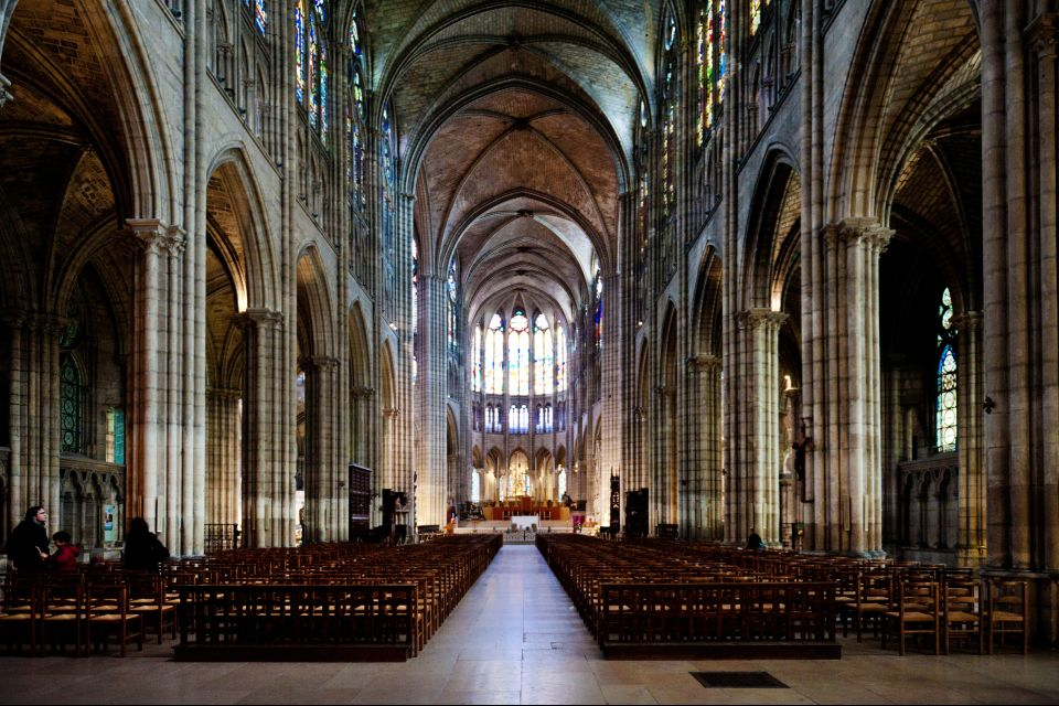 Un luogo di pellegrinaggio, Basilica di Saint-Denis, I monumenti, La Plaine-Saint-Denis, Parigi e Ile de France