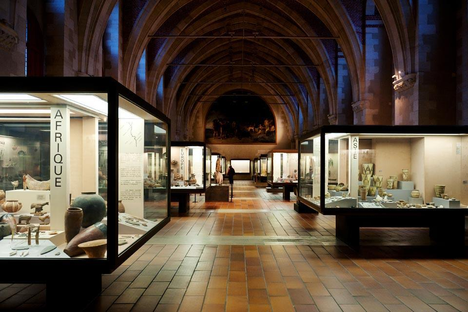 National Archaeology Museum, Saint-Germain-en-Laye , France